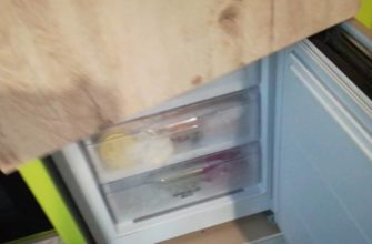 Сокращение срока эксплуатации холодильника