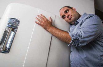 Чем же опасна безостановочная работа холодильника?