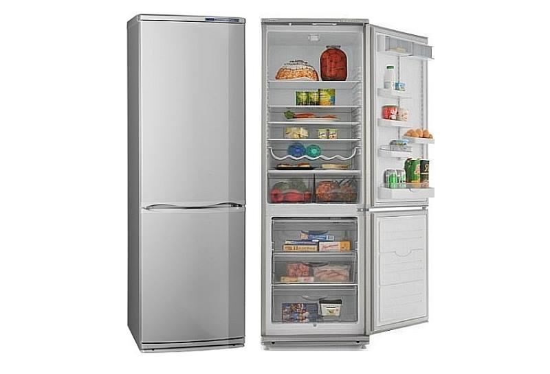 холодильник двушка