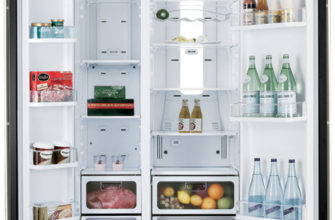 Холодильник Samsung RSH5SLBG