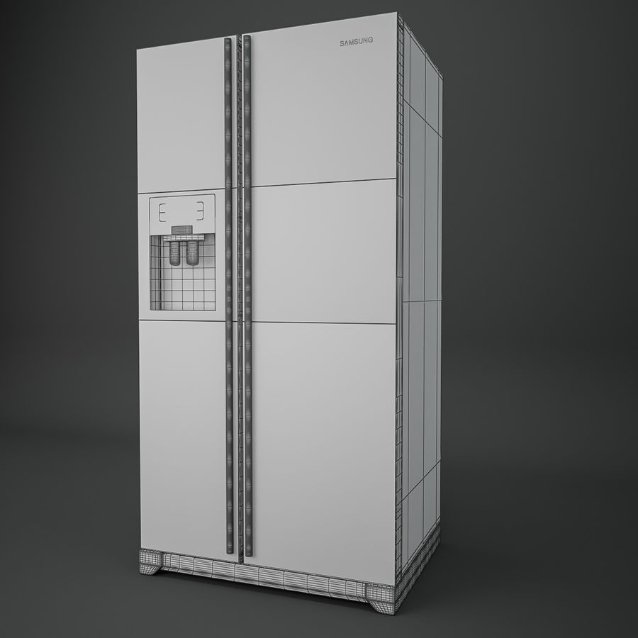 Samsung RSH5SLMR - 3